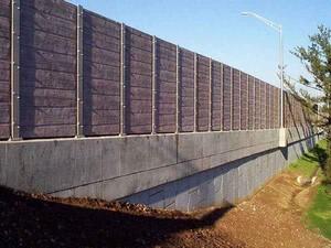 4 Noise Barrier Types Design Design Construction