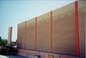 6  Noise Barrier Aesthetics - Design - Design Construction