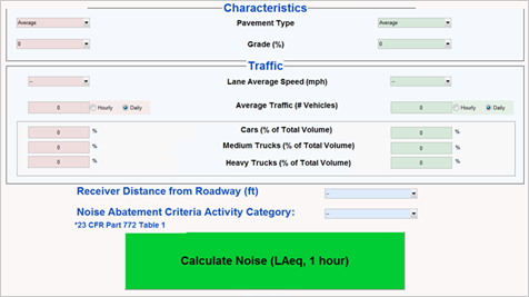 Reviewing Noise Analysis - Resources - Noise - Environment - FHWA