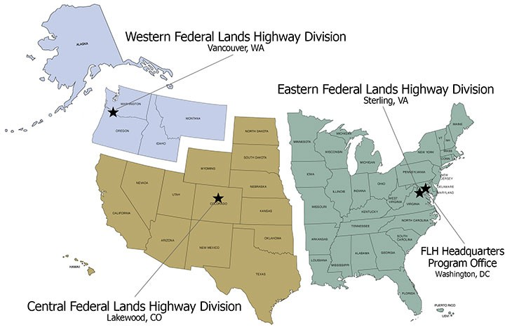 Field Offices | Federal Highway Administration
