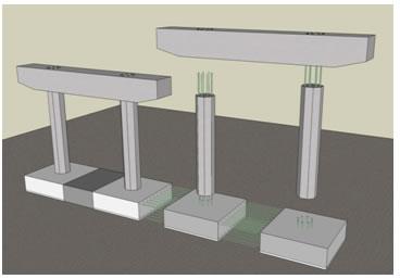 Description abc accelerated technologies and for Prefab columns