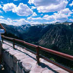 Rock Creek Vista Point Overlook, Montana