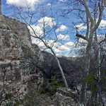 Montezuma's Castle in Coconino National Forest