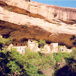 Spruce Tree House Cliff Dwelling