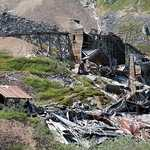 Historic Ruins at the Independence Mine