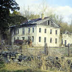 Eldred House, a historic home along the Meeting of the Great Rivers Scenic Route.