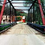 Forestville State Park Bridge