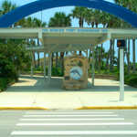 Main Gate at Marineland of Florida