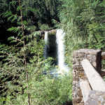 Falls on the McKenzie Pass - Santiam Pass Scenic Byway