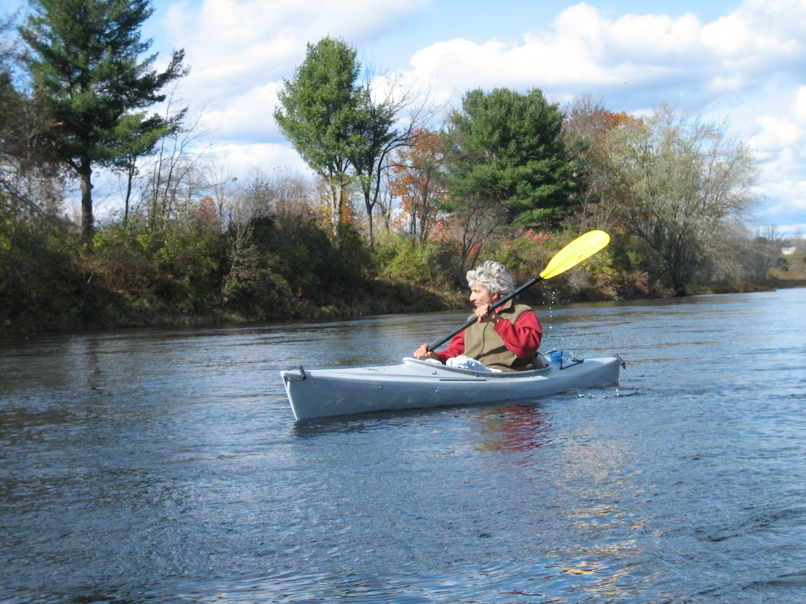 photo 71650 canoeing the kennebec river americas byways