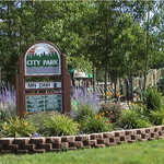 City Park Along Paul Bunyan Scenic Byway