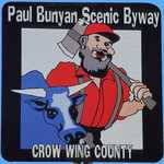 Paul Bunyan Highway Sign