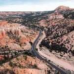 Scenic Byway 12 Through Bryce Canyon National Park