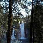 Burney Falls in Northern California