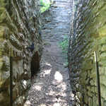 Behind Catoctin Furnace