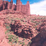 Fisher Towers Trail