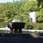 Fountain at Theodore Roosevelt Island