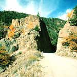 "The Phantom Canyon ""Narrows"""