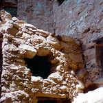 Dwellings at Ute Mountain Ute Tribal Park
