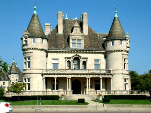 Chateauesque Style House House Style