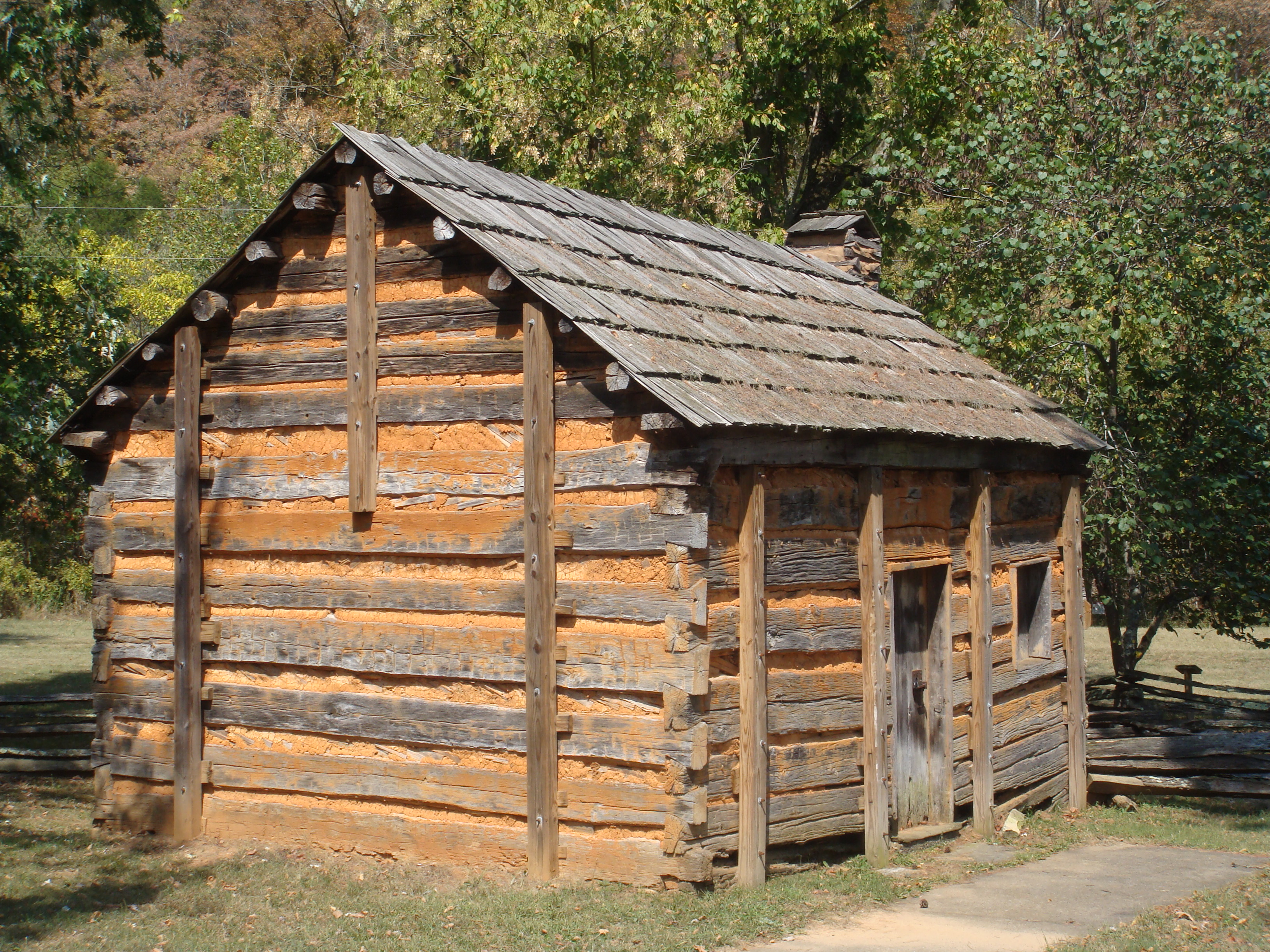 Lincoln Log Cabin State Historic Site - Official Site
