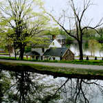 The D&R Canal, Washington's Crossing and the Delaware River