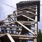 Heybrook Lookout Tower from Below