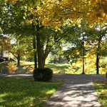 Loretto Motherhouse Fall Color