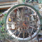Art at the Tinkertown Museum in Sandia Park
