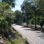 A Beautiful Day on the Merritt Parkway