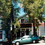 Colorful Houses in Leadville