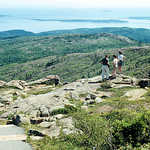 Cadillac Mountain Welcomes Sightseers