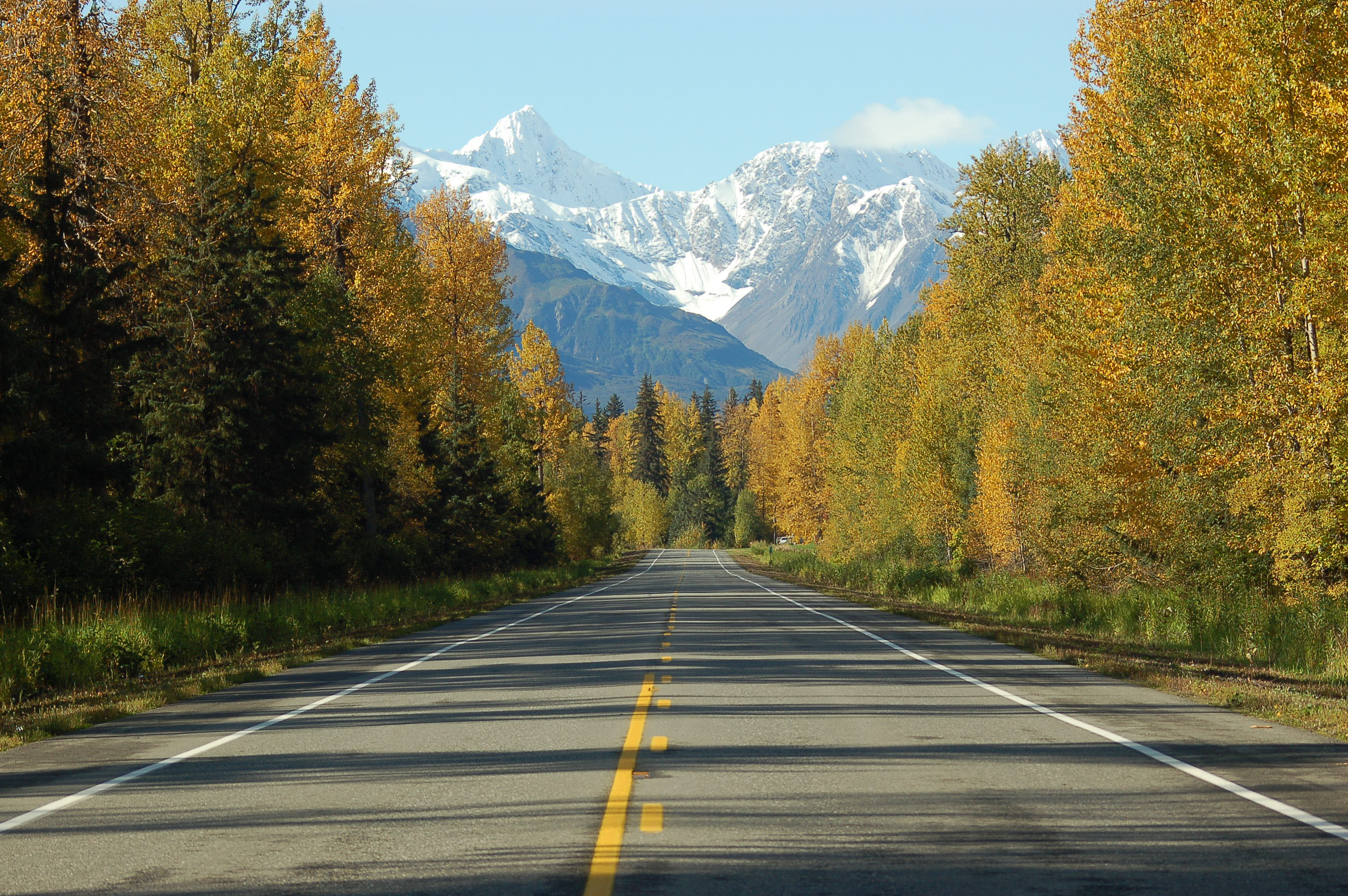 Haines Highway Valley Of The Eagles Photos America S