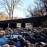 Stone Bridge in Alexander Ramsey Park