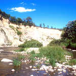Clay Banks of the Yellow Medicine River