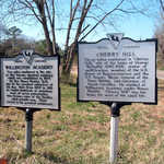 Historic Markers in Willington