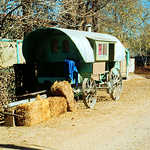 Covered Wagon in Cerrillos