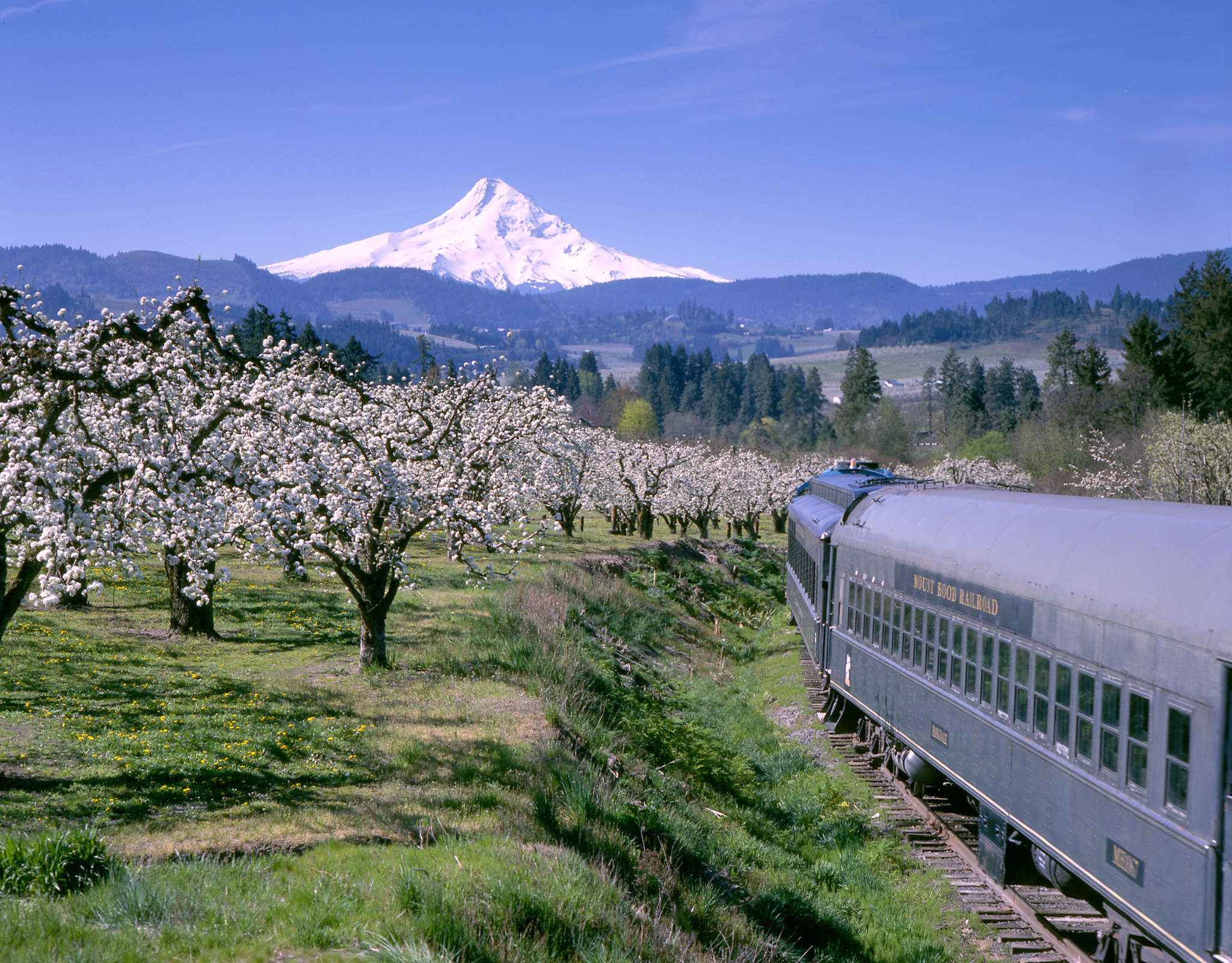 Mt Hood Scenic Byway Photos America S Byways