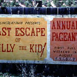 Last Escape of Billy the Kid Pageant