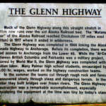 The Glenn Highway Story