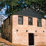 The Dairy and Slave Church at Middleton Place