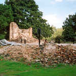 The Ruins of the Original Plantation Home