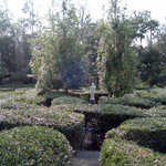 Horticulture Maze at Magnolia Gardens