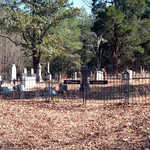 Cemetery in Willington