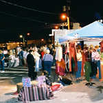 Fun at First Friday in the Las Vegas 18b Arts District