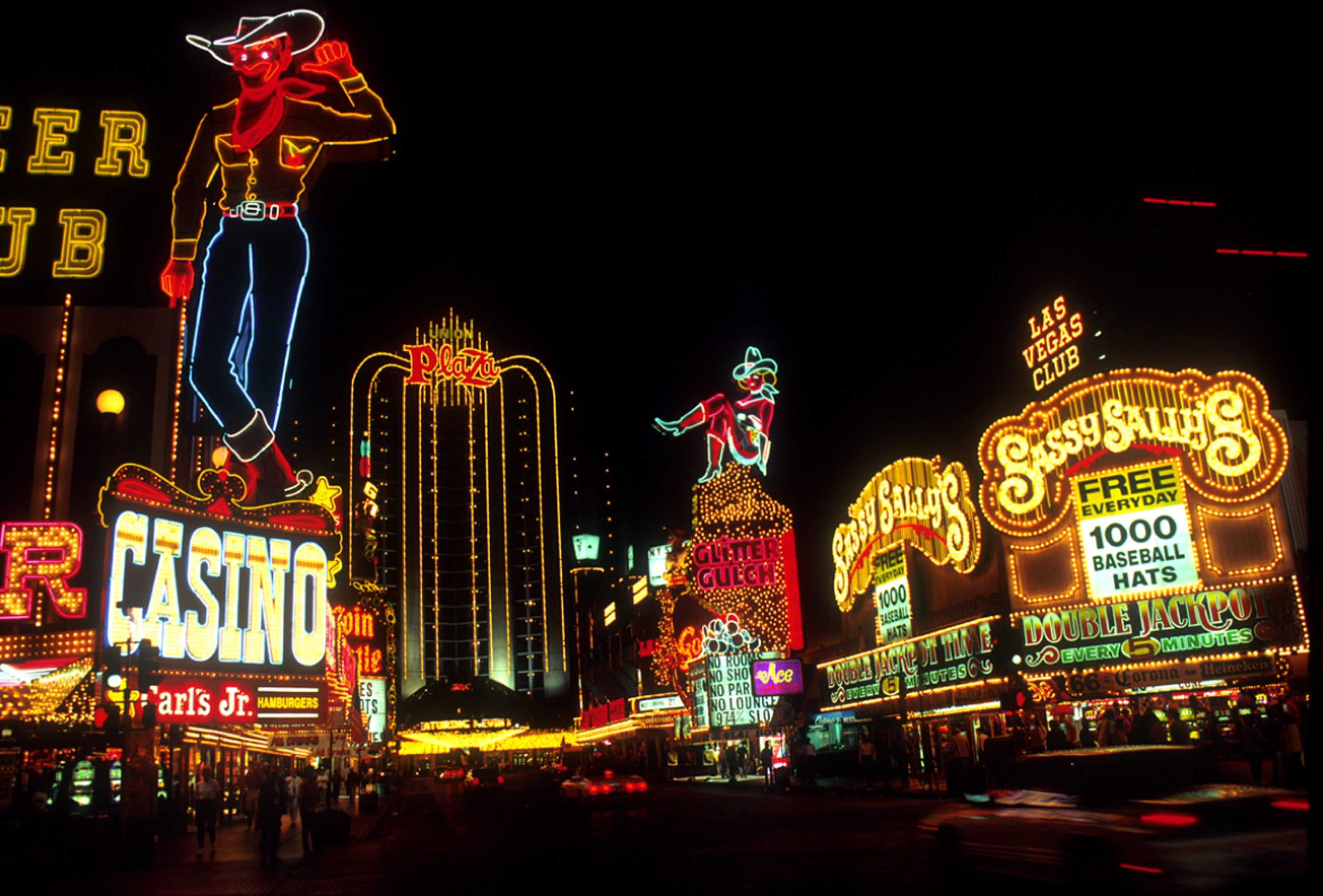 Photo #59277: Classic Nighttime Las Vegas | America\'s Byways