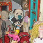 Princess Leia and Friends at the Tinkertown Museum