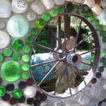 Wheel Window at Tinkertown