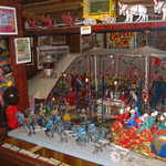 Circus Diorama at Tinkertown Museum