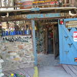 Entrance to Tinkertown Museum